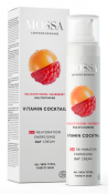 MOSSA Vitamin Cocktail 5in1 Rehydration Energising Day Cream 50ml