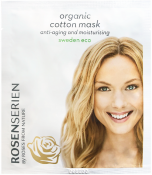 Rosenserien Organic Cotton Mask Anti-Aging 15ml