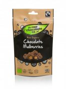Raw Chocolate Mulberries 125g EKO