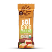 Sol Good Bars Salted Caramel EKO 66g