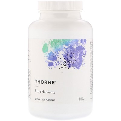 Thorne Research Extra Nutrients 240 kapslar