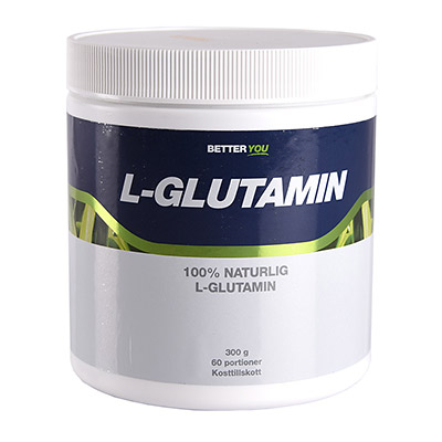 Better You Naturligt Glutamine 300g