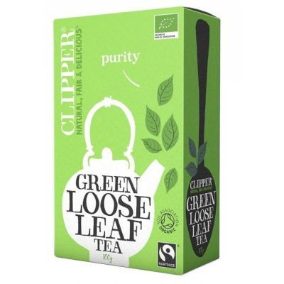 Clipper Green Loose Leaf Tea EKO 100 g