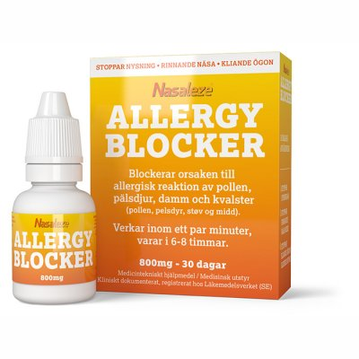 Nasaleze Allergy Blocker 800mg