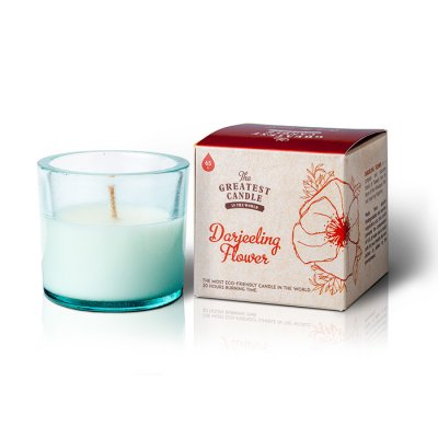 The Greatest Candle Återvunnet ljus Darjeeling Flower 75g