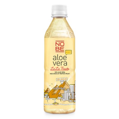 Nobe Aloe Vera LaLa Fruits 500ml