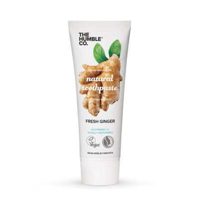 The Humble Co. Natural Toothpaste Ginger 75 ml