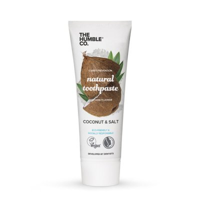 The Humble Co.Natural Toothpaste Coconut & Salt 75 ml