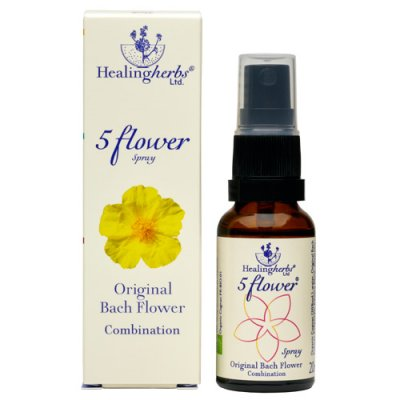 Dr Bach Five Flower Spray 20ml