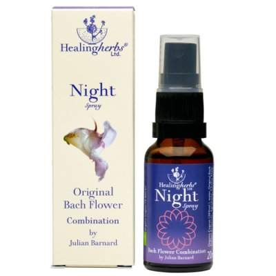 Dr Bach Night Spray 20ml