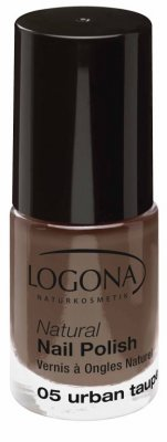 Logona Nagellack Urban Taupe No 05 4 ml