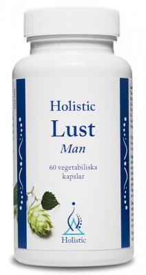 Holistic Lust Man 60 kapslar