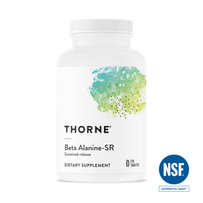 Thorne Research Beta Alanine-SR 120 tabletter
