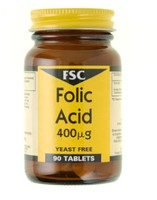 FSC Folic Acid 90 Tabletter
