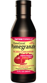 Jarrow Granatäppeljuice koncentrat Pomegranate 360 ml