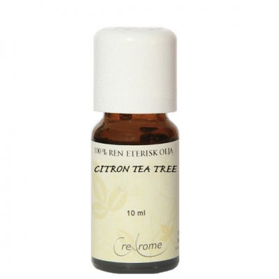 Crearome Eterisk Olja Citron tea tree EKO 10 ml