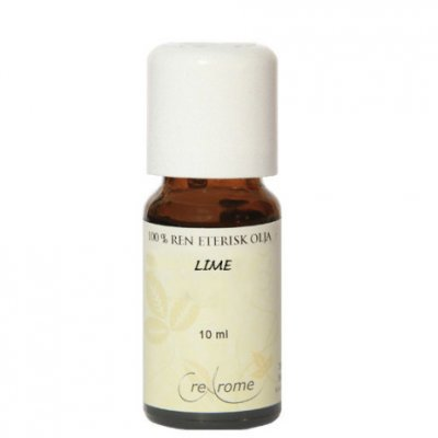 Crearome Eterisk Olja Lime EKO 10 ml