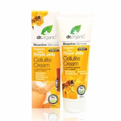 Dr.Organic Royal Jelly Cellulitkräm 200ml