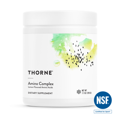 Thorne Research Amino Complex Lemon 219 g