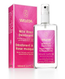 Weleda Wild Rose Deodorant 100 ml