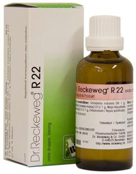 Dr. Reckeweg R22 50 ml
