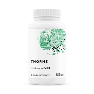 Thorne Research Berberine-500 60 kapslar