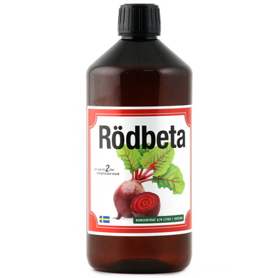 Acai Planet Rödbeta koncentrat 750 ml