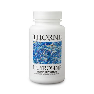 Thorne Research L-Tyrosine 90 kapslar
