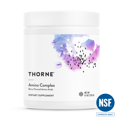Thorne Research Amino Complex Berry 231 g