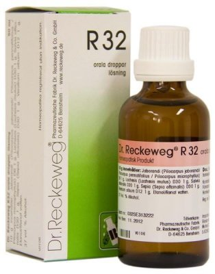 Dr. Reckeweg R32 50 ml