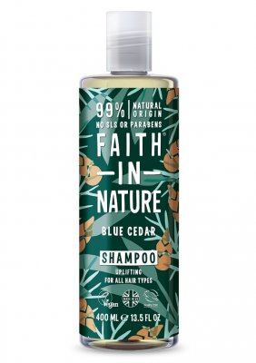 Faith In Nature Ädelgran Schampo 400 ml