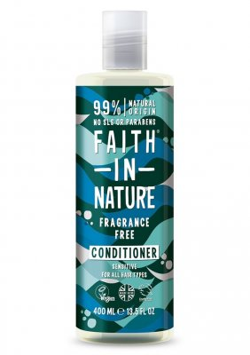 Faith In Nature Parfymfri Balsam 400 ml