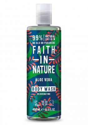 Faith in Nature Aloe Vera Duschgel 400 ml