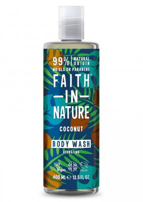 Faith In Nature Kokos Duschgel 400 ml