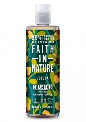 Faith in nature Jojoba Schampo 400 ml