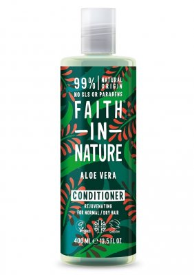 Faith in nature Aloe Vera Balsam 400 ml