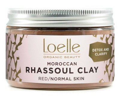 Loelle Moroccan Red Rhassoul clay 150g