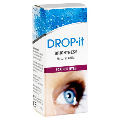 DROP-it Brightness For red eyes  10ml