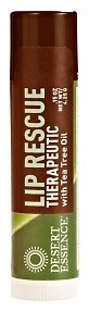 Desert Essence Lip Rescue Therapeutic 4,25 g