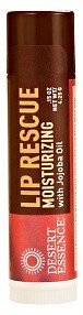 Desert Essence Lip Rescue Moisturizing 4.25 g