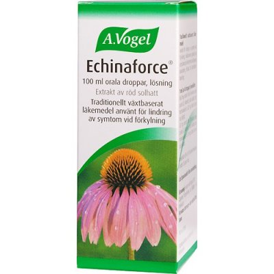 A.Vogel Echinaforce droppar 100 ml