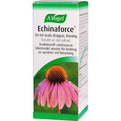A.Vogel Echinaforce droppar 50 ml