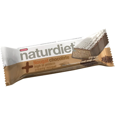 Mealbar Nougat Chocolate 57g