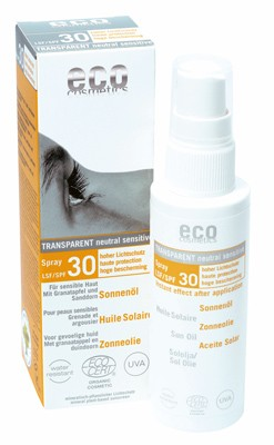 Eco Cosmetics Sololja Spray SPF 30 EKO 50 ml