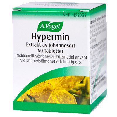 A.Vogel Hypermin 60 tabletter