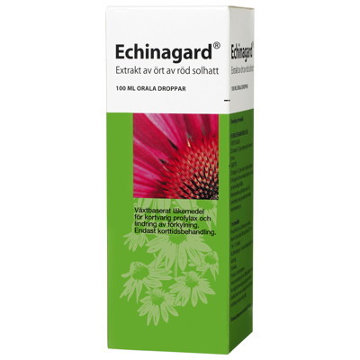 Echinagard droppar 100 ml