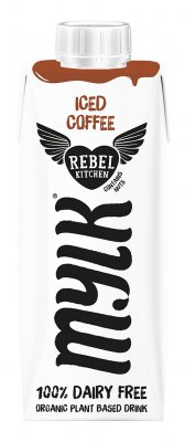 Rebel Kitchen Mylk Iskaffe 250 ml