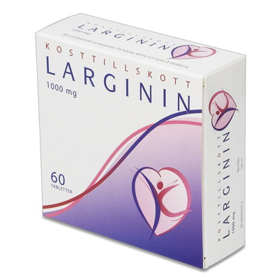 Larginin 1000mg 60t