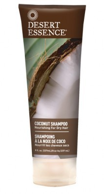 Desert Essence Coconut Shampoo 237 ml
