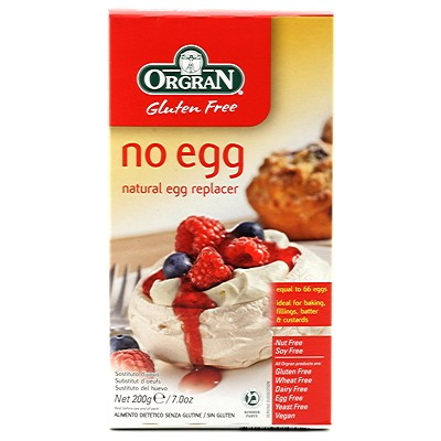 Orgran No Egg 200 g